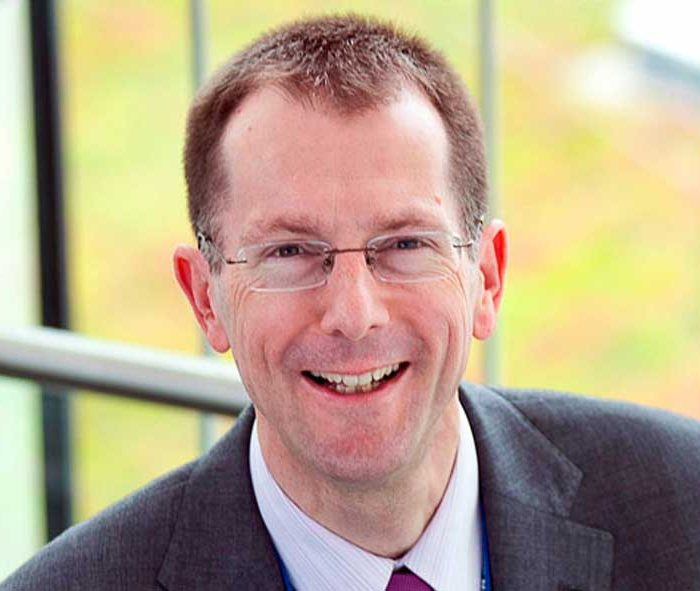 Professor David Burn - Pro-Vice-Chancellor for the Faculty of Medical Sciences