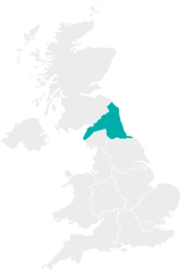 NHIP UK Map