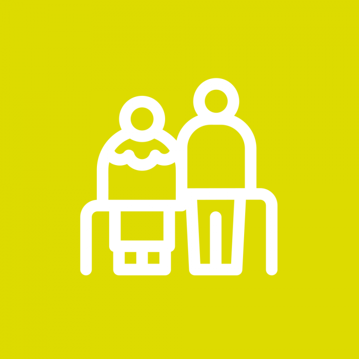 Ageing and Multiple Long-Term Conditions Icon