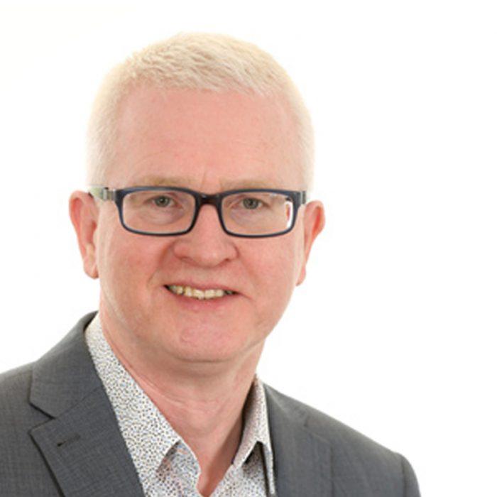 John Lawlor OBE Chief Executive